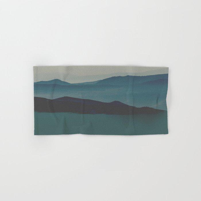 Blue valley Hand & Bath Towel