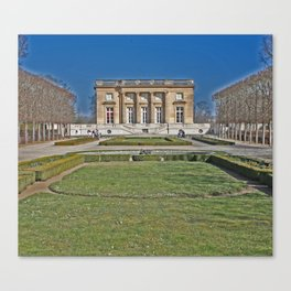 Petit Trianon Canvas Print