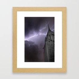Chrysler NYC Framed Art Print