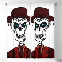 Dia De Los Muertos 4 Blackout Curtain