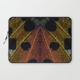 Butterflies Love Geometry Laptop Sleeve