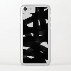 TX02 Clear iPhone Case
