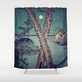The Kigijii Umbral Shower Curtain