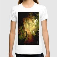 fairytale T-shirts featuring Fairytale by Nev3r