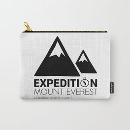 Mount Everest Expedition Carry-All Pouch
