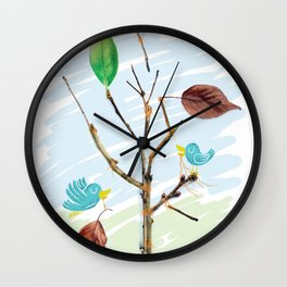Rebuild Wall Clock