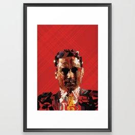 Madness Framed Art Print