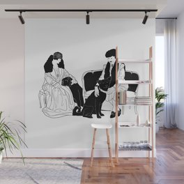 GERTIE Wall Mural