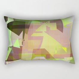 shock wave Rectangular Pillow