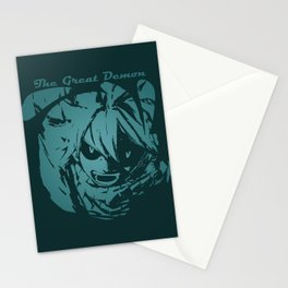 The Lord of Great Demon Stationery Cards