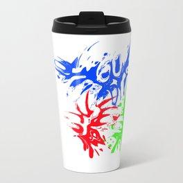 RGB Splash Travel Mug