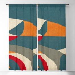 Calau (Hornbill) Blackout Curtain