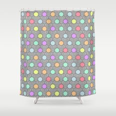 Careless Woman Pattern V1 Shower Curtain