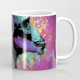 Splatter Ape Coffee Mug