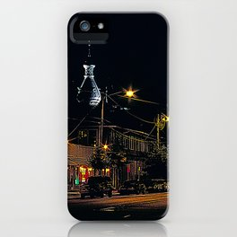 University of Tampa iPhone Case