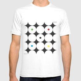Vorstellungen der Tanzkultur T-shirt