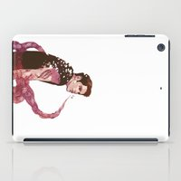 stiles iPad Cases featuring tattooed stiles by steammmpunk