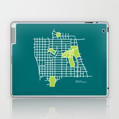 Manito Park, Spokane Laptop & iPad Skin