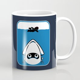 The Great White Blooper Coffee Mug