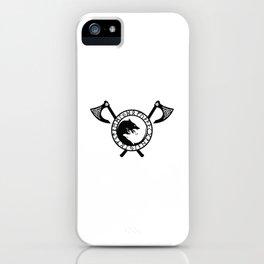 Norse Axe - Fenrir iPhone Case