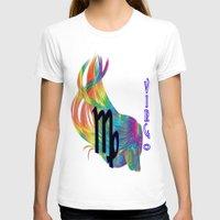 virgo T-shirts featuring Virgo by LBH Dezines