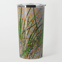 Beach Grass Travel Mug