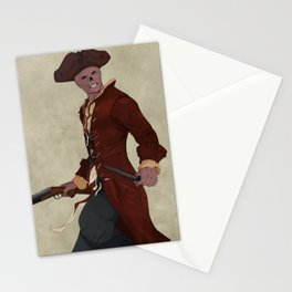 Mayor of Goodneighbor Stationery Cards