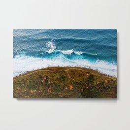 The Shore (Color) Metal Print