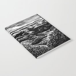 Looking Glass Mountain Notebook