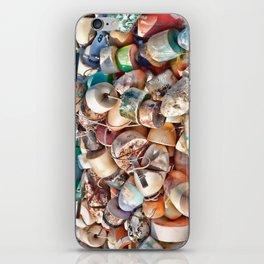 Smith Island Crab Floats iPhone Skin