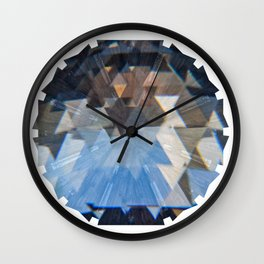 Kaleidoscopio Gotico Wall Clock