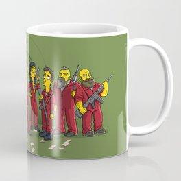 Casa De Papel Coffee Mug