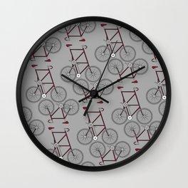 The Lamplighters Wall Clock
