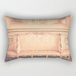 Colon Theatre, The Golden Room Rectangular Pillow