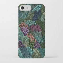 July Leaves iPhone Case
