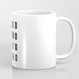 Good Food Good Mood Coffee Mug