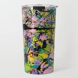 Colors in a Field Travel Mug