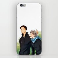 haikyuu iPhone & iPod Skins featuring Haikyuu!! Daisuga by Arisu
