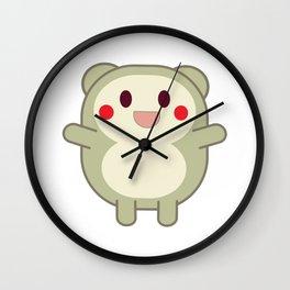 Cute Animal Critter Wall Clock