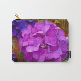 Holy Hydrangea III Carry-All Pouch