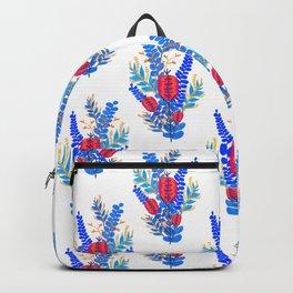 Australian Native Bouquet Backpack