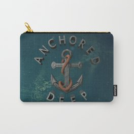 Anchored Deep 2 Carry-All Pouch