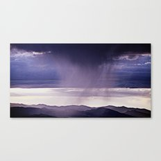 Summer Showers Canvas Print