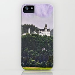 Castle Neuschwanstein Germany iPhone Case
