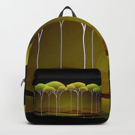 Sunrise on the Hill Backpack