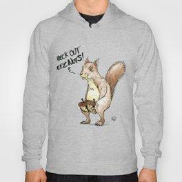 A Sassy Squirrel Hoody
