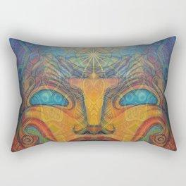 Beauty Within Rectangular Pillow