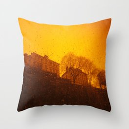 Stockholm the heights of ( Söder ) south Throw Pillow