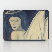 angel wings iPad Cases featuring Angel Wings by Griffin Lauerman