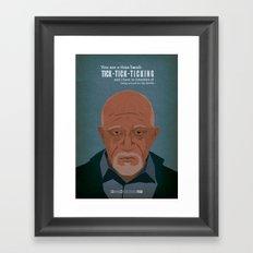 Breaking Bad - Madrigal Framed Art Print